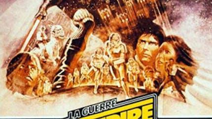 Sar Wars Episode V : L'Empire contre-attaque