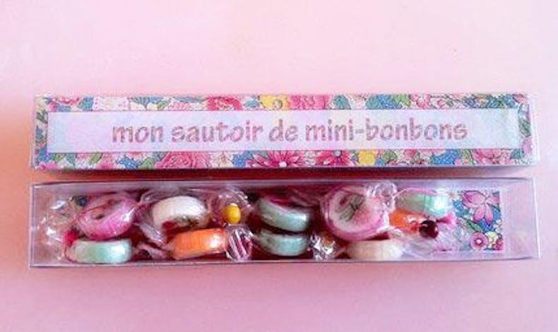 Sautoir Bonbon