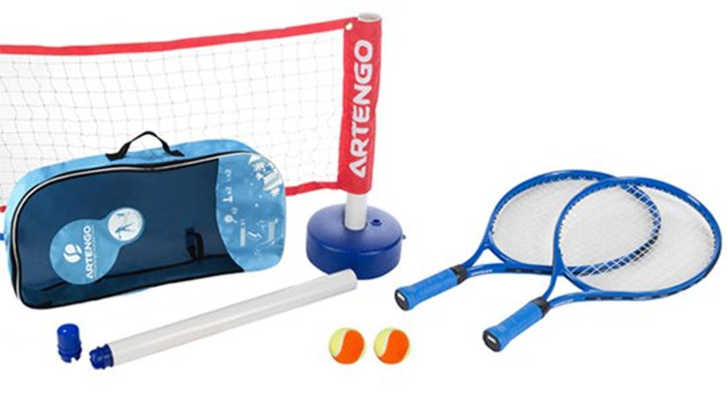 Set mini tennis