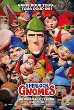 Sherlock Gnomes - affiche