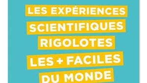 Simplissime - Les expériences scientifiques rigolotes les + faciles du monde