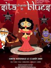 Affiche Sita chante le blues