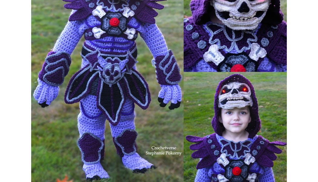Skeletor les Maîtres de l'Univers déguisements enfants         halloween
