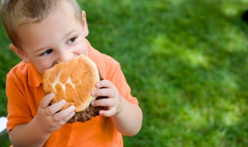 Soirée hamburger