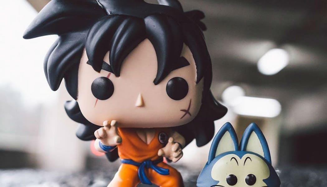 Son Goku de Dragon Ball