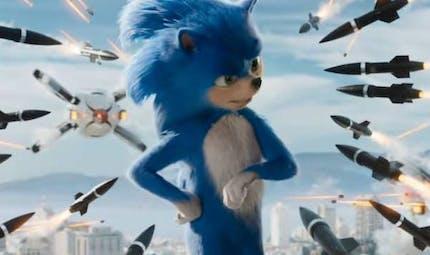 Sonic le film : Face aux critiques, la sortie du film est repoussée pour modifier l'apparence du personnage