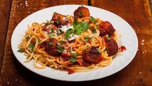 Spaghettis de la Belle et le Clochard