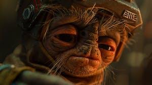 Star Wars 9 : Babu Frik, la nouvelle mascotte