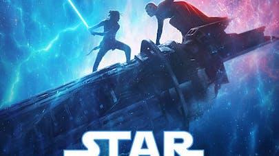star wars 9 l'ascension de Skywalker nouvelle bande       annonce sombre côté obscur de Rey affiche