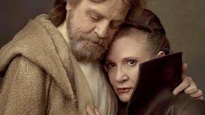Star Wars : Carrie Fisher et Mark Hamill au casting de l'épisode IX