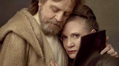 Star Wars épisode 9 Carrie Fisher Mark Hamill
