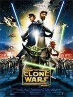 Affiche Star Wars : la guerre des Clones