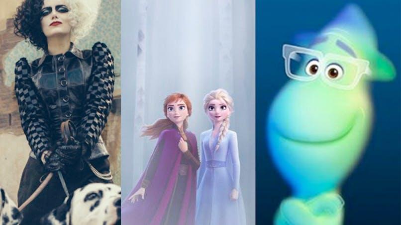 nouveautés disney films séries pixar marvel star wars       d23