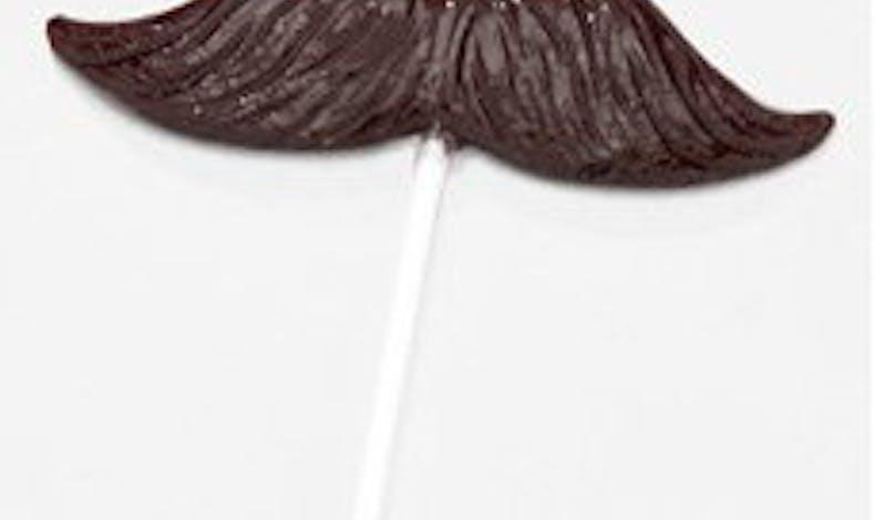 Sucette Moustache