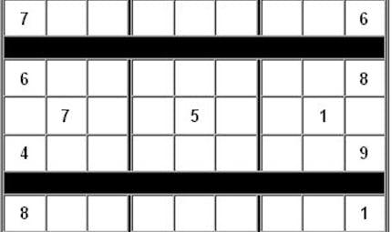 Sudoku difficile 2