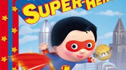 Collection P'tit héros : Super-héros