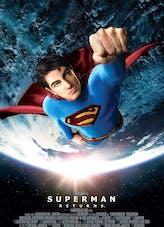 Affiche Superman Returns