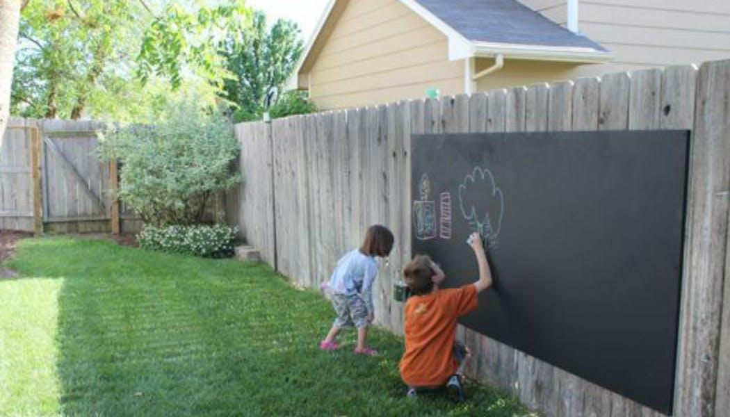 Tableau noir pour artistes en herbe