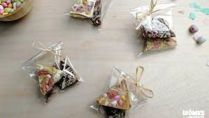 Tablettes de chocolat faites maison