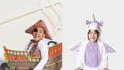 Target lance une collection de costumes d'Halloween pour les enfants handicapés