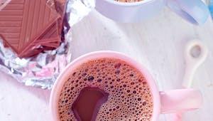 Tasse de chocolat