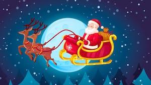 Téléphoner au Père Noël, c'est possible !