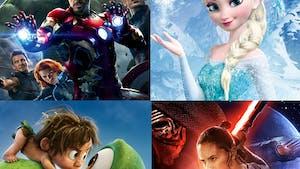 Télévision : les classiques de Disney au programme des vacances de Noël !