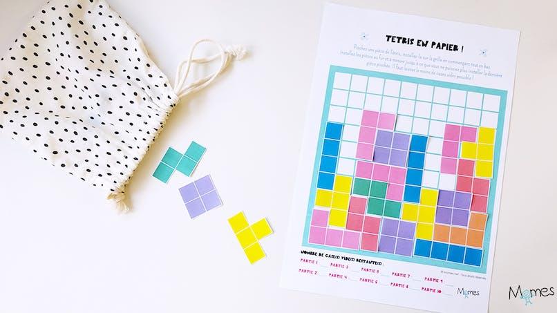 jeux de tetris puzzle