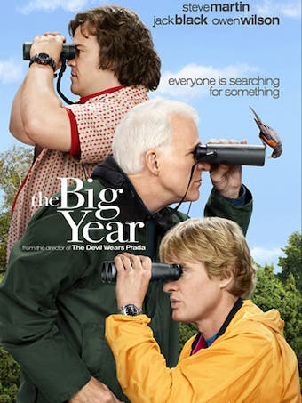 Affiche The big year