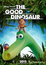 Affiche The good dinosaur