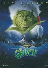 Affiche The Grinch
