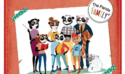 The Panda Family : le Livre des Secrets