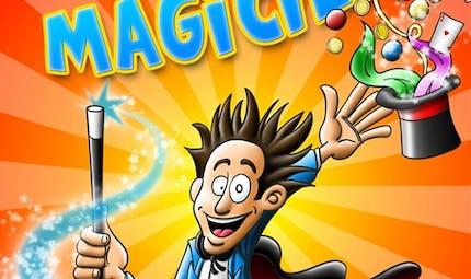 Toc toc le magicien