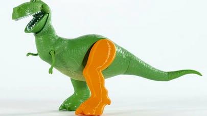 Toy Rescue pièces détachées jouets imprimante 3D