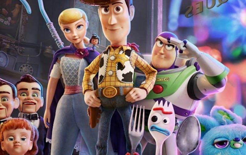 Toy Story 4 bande annonce officielle trailer affiche       film Disney Pixar