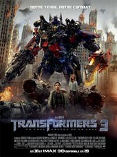 Affiche Transformers 3