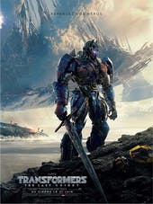 Transformers 5 : The Last Knight - affiche
