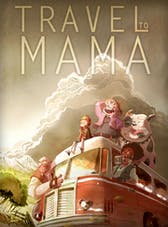 Affiche Travel to mama