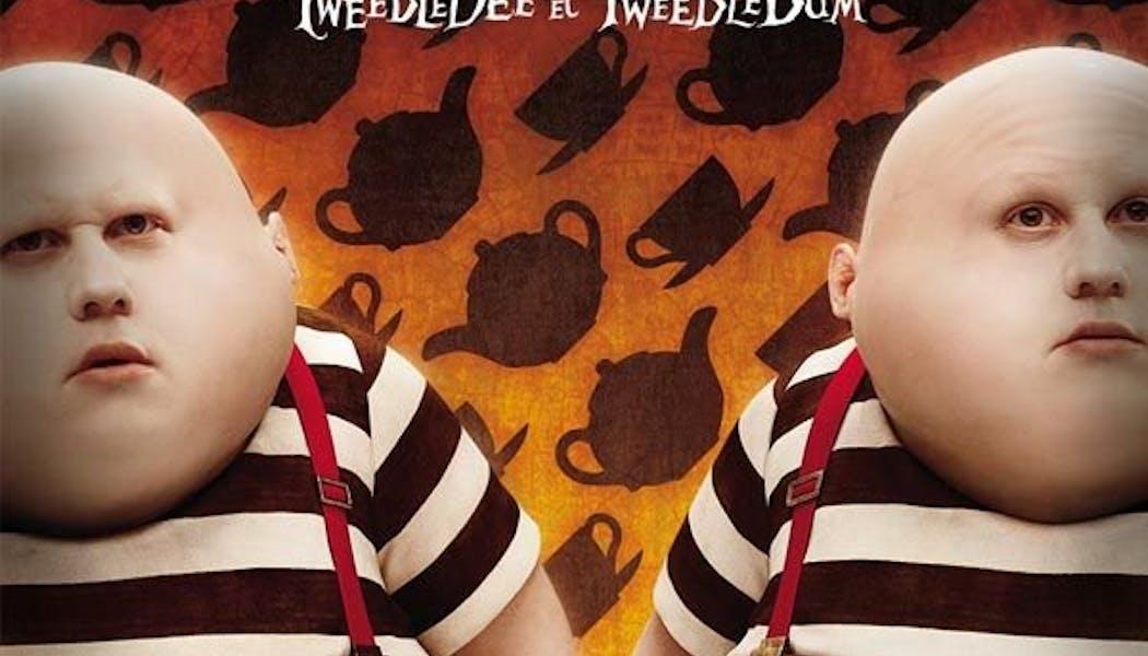 Tweedledee et Tweedledum