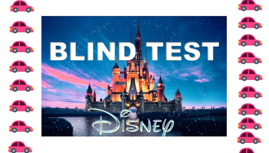 Un blind-test spécial Disney