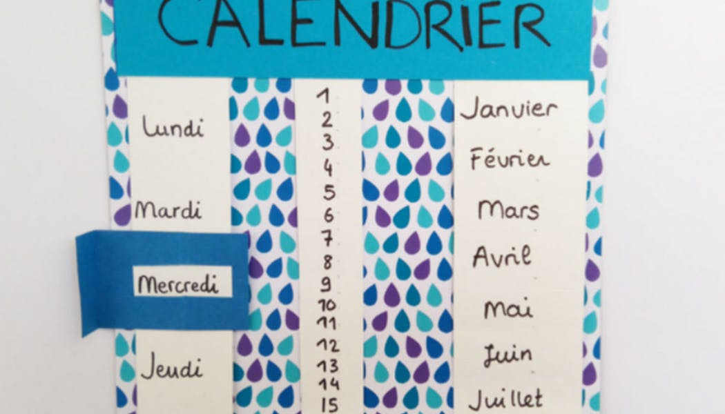 Un calendrier perpétuel, késako ?