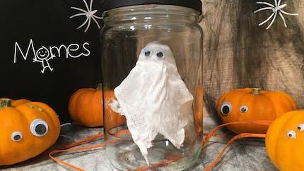 Un Fantôme en bocal