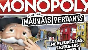 Un jeu Monopoly pour les