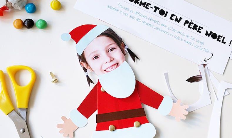 Un merveilleux pantin du Père Noël