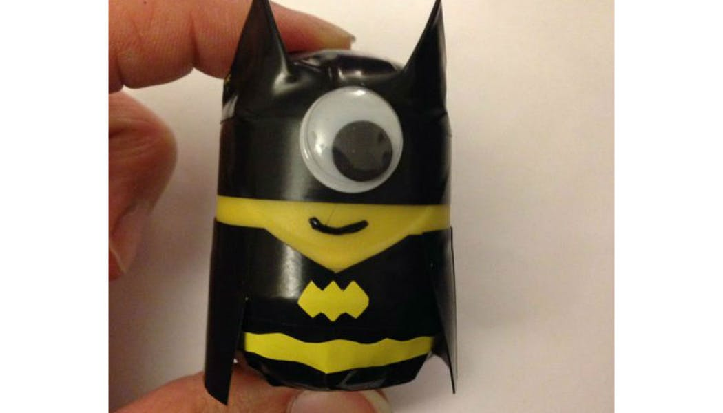Un Minions Batman