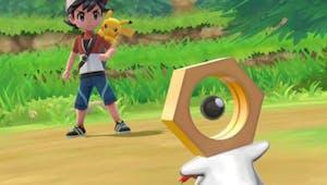 Un nouveau et mystérieux Pokémon vient d'être découvert !