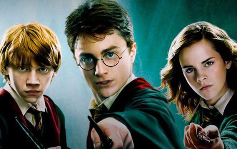 reboot série Harry Potter Daniel Radcliffe