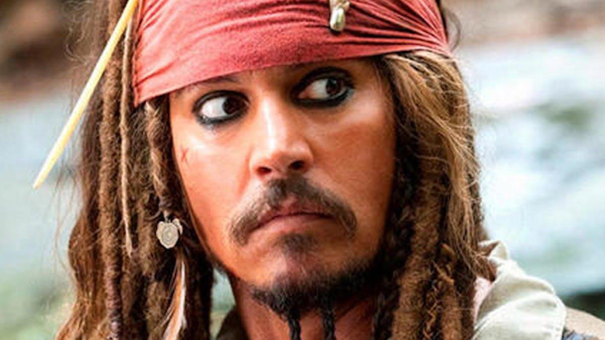 cinéma reboot Pirates des Caraïbes sans Jack Sparrow       Johnny Depp Disney