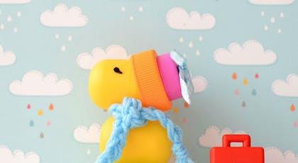 Un Snoopy, crée à partir de 2 « œufs » !