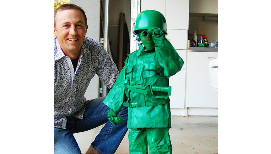 soldat Toy Story déguisements costume Halloween         enfants